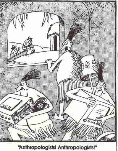 Far Side Cartoon