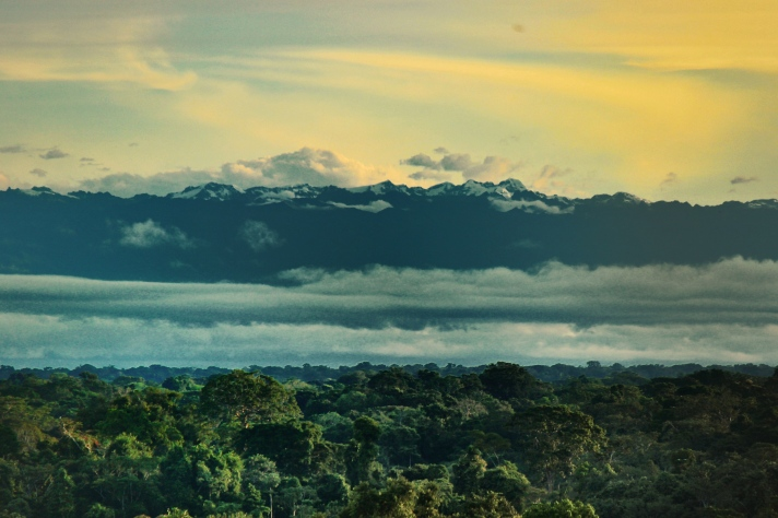 Where the Andes and Amazon meet in Madre de Dios, Perú - biogeographically, culturally, and econonically